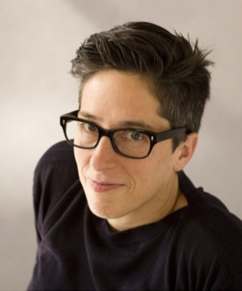 Photo representing Alison Bechdel
