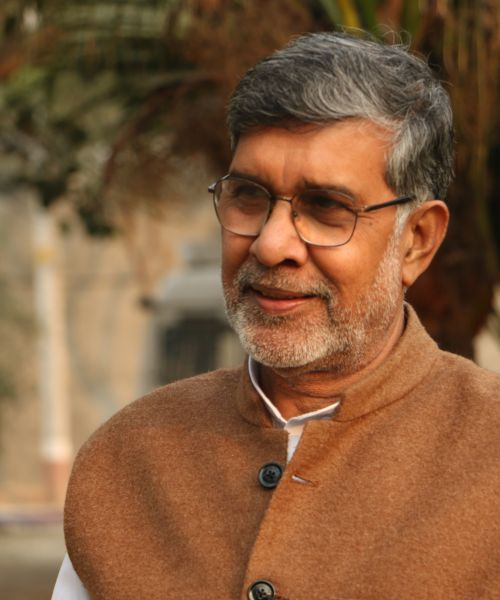 Photo representing Kailash Satyarthi