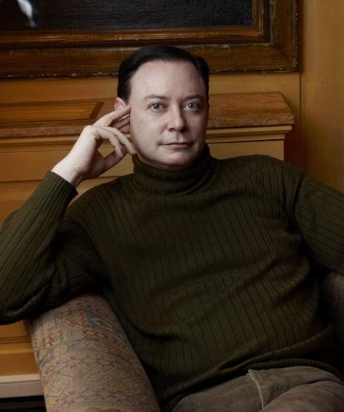 Photo representing Andrew Solomon