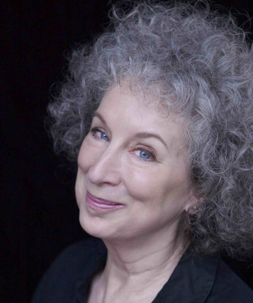 Photo representing Margaret Atwood
