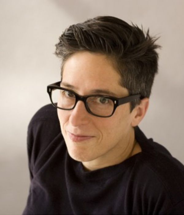 Image for Alison Bechdel