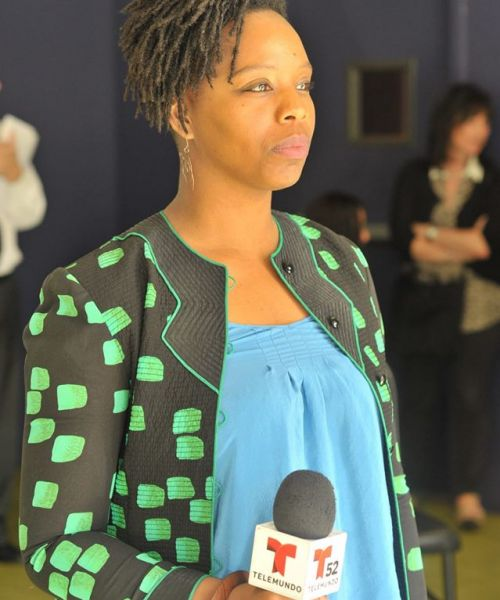 Photo representing Patrisse Cullors